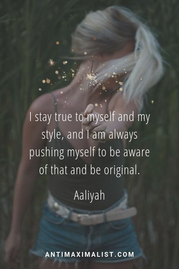 Aaliyah Quote