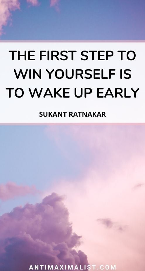 quotes about being early