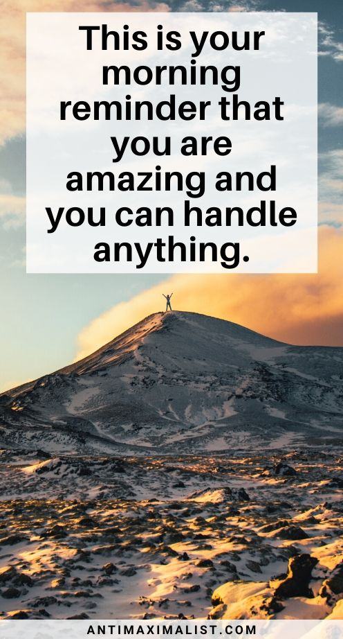 remember you're amazing